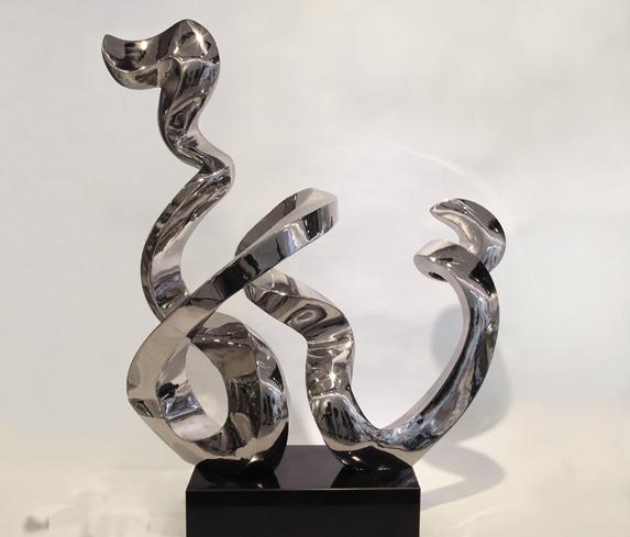 不锈钢抽象雷电竞raybet