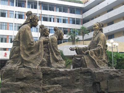 校园人物雕像有哪些作用