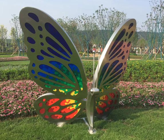 不锈钢蝴蝶